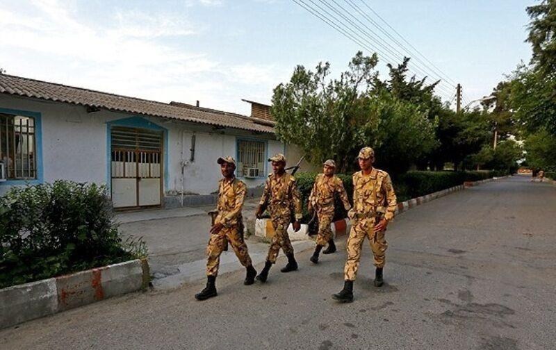 خبرنگاران پادگان اردبیل معین حریم می گردد