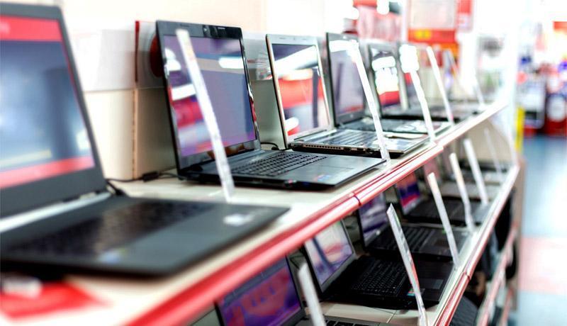 قیمت انواع لپ تاپ در 19 آبان 99