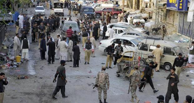 حمله تروریستی در کویته