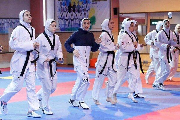اردوی تیم ملی تکواندو هم تعطیل شد، شروع دوباره از 15 آذر