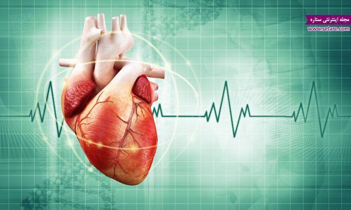 تپش قلب چیست؟ (علت و درمان تپش قلب)