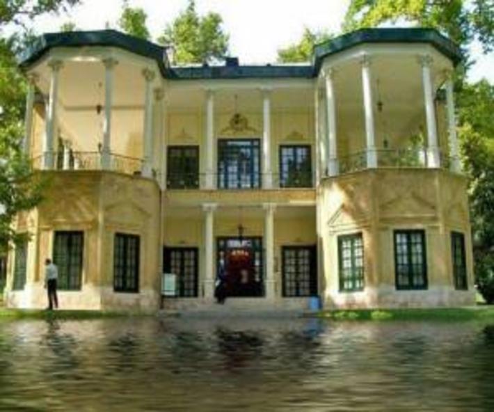 تاریخچه باغ ملک آباد مشهد و موزه بسیار دیدنی آن