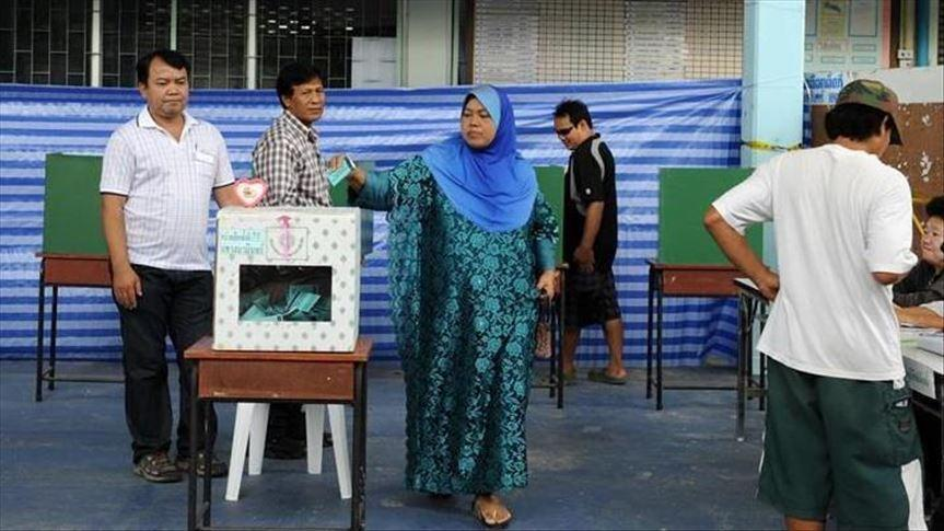 آزمون دموکراسی در تایلند