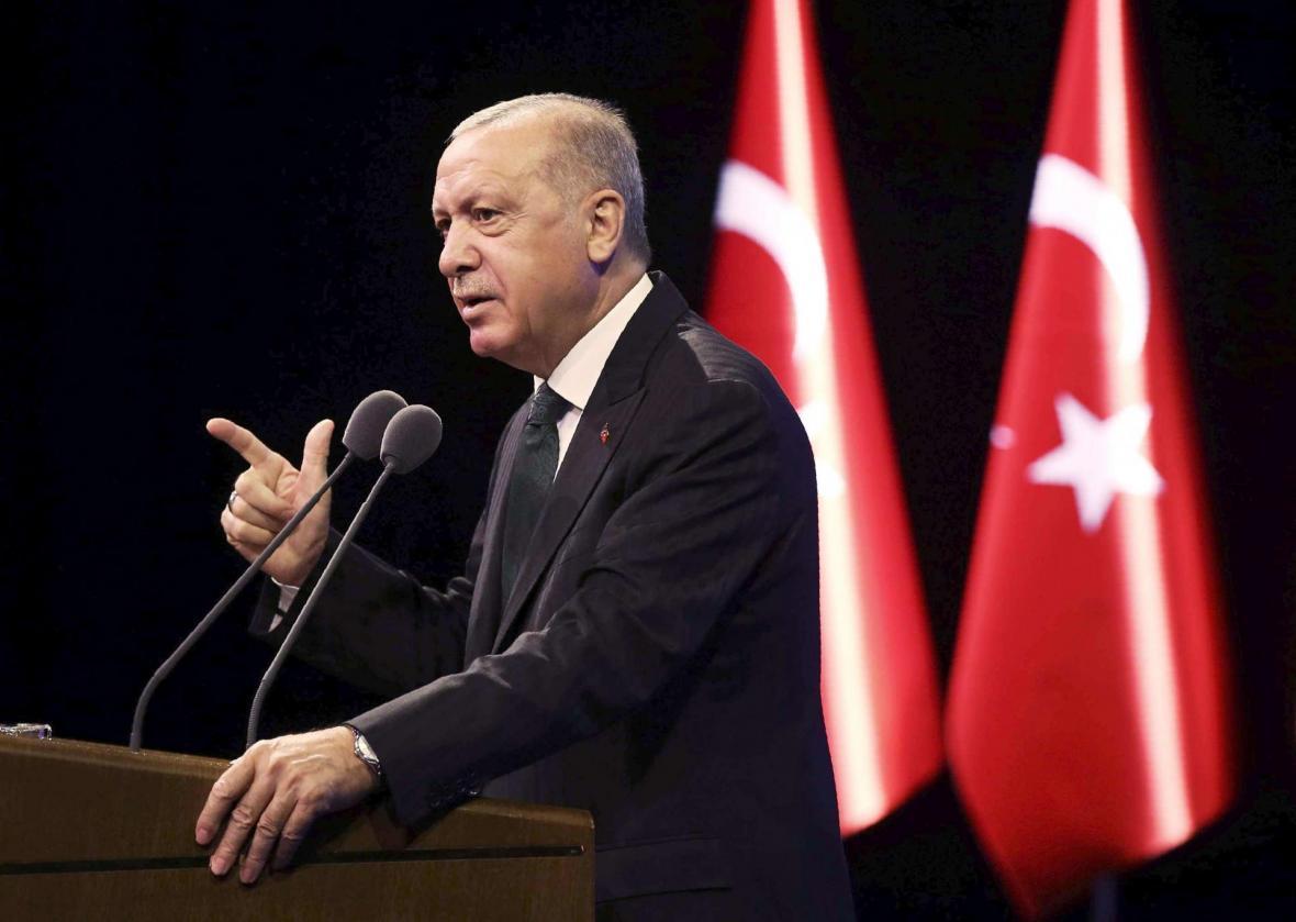 اردوغان: اسلام هراسی از ویروس کرونا شیوع بیشتری دارد