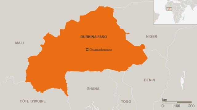 خشونت های افراط گرایان در بورکینافاسو شدت گرفته است