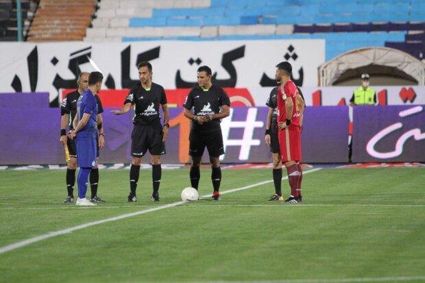 برنامه دیدارها و اسامی داوران هفته پنجم لیگ برتر فوتبال اعلام شد