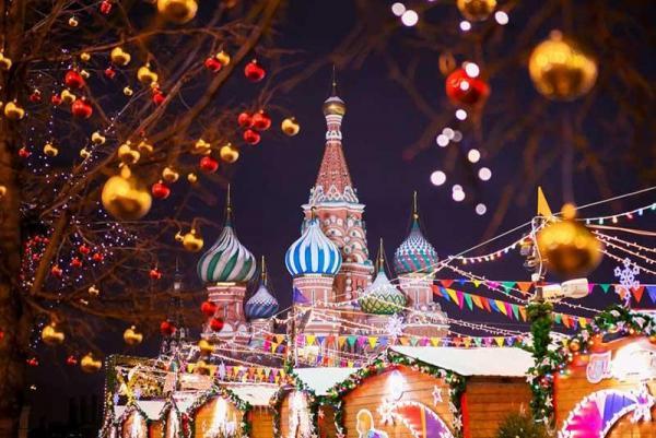 85 درصد روسها تعطیلات سال نو در خانه میمانند