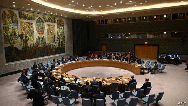 مشاجره لفظی شدید بین آلمان، روسیه و چین در جلسه شورای امنیت