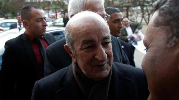 رئیس جمهوری الجزایر: در مسیری بهبودی هستم