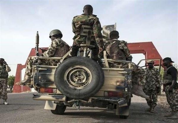 حمله مسلحانه جدید در نیجریه، 5 نظامی کشته و 35 غیرنظامی ربوده شدند