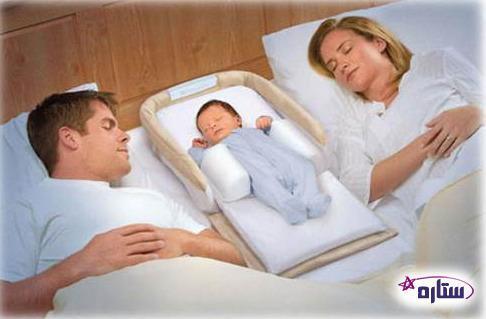 جدا کردن محل خواب بچه ها از والدین