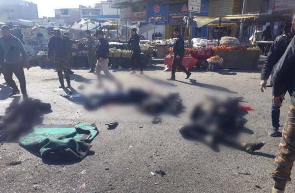 خبرنگاران عمان انفجارهای بغداد را محکوم کرد