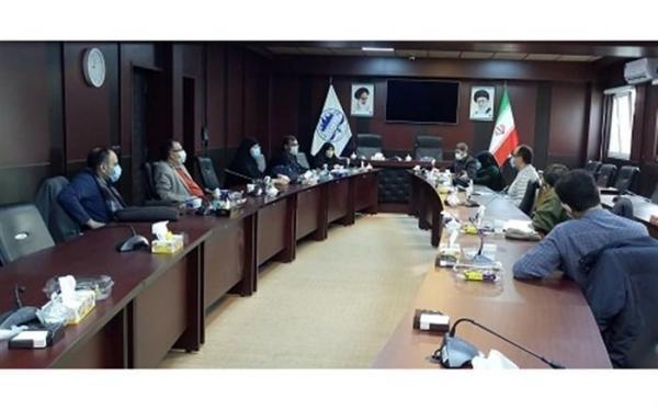 نشست نمایندگان کارگروه های سمپاد با معاونان سازمان استعدادهای درخشان