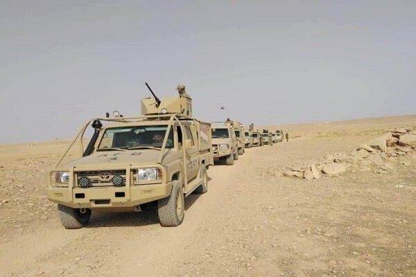 ارتش عراق مواضع تکفیری های داعش در کرکوک را درهم کوبید