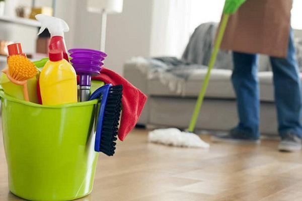 11 نکته بهداشتی برای انجام خانه تکانی