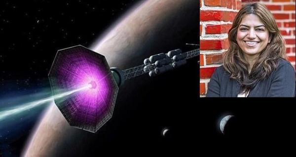 سفر به مریخ با موشک فیزیکدان زن ایرانی سفر به مریخ با موشک فیزیکدان زن ایرانی