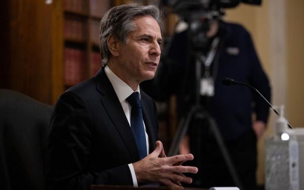 گفتگوی بلینکن با وزرای سه کشور اروپایی در خصوص ایران