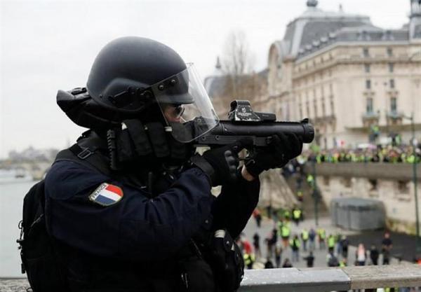 دستگیری 5 زن متهم به برنامه ریزی برای حمله تروریستی در فرانسه