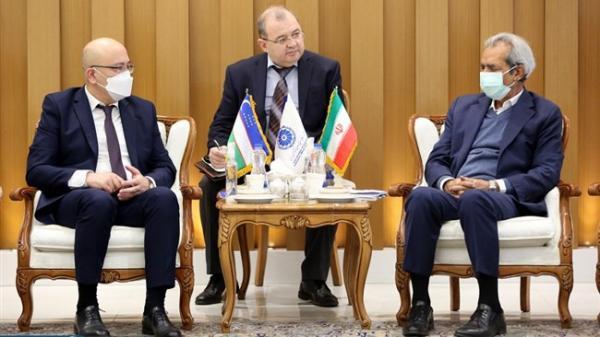 تاسیس شرکت های مشترک، راهکار توسعه روابط اقتصادی ایران و ازبکستان