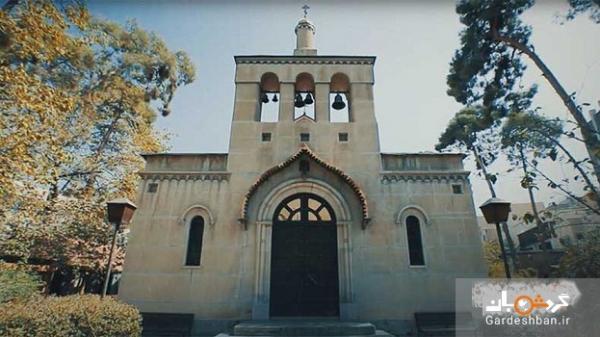 کلیسای نیکلای مقدس؛ اولین خانه سالمندان ایران، عکس