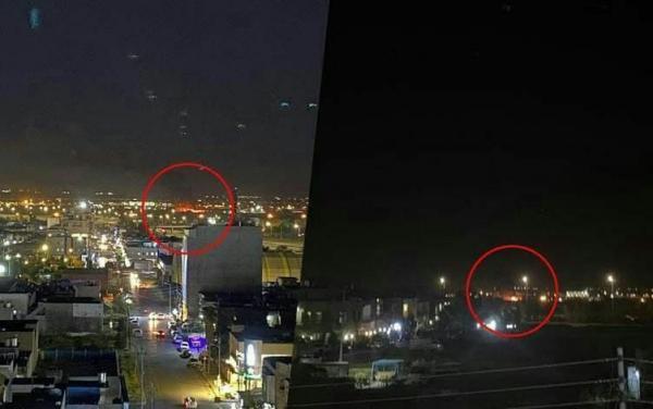 جزئیات جدید از حمله به فرودگاه اربیل و مقر ائتلاف آمریکایی، حمله نیروهای پیشمرگه به تیپ 30 حشد الشعبی