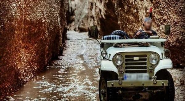 ممنوعیت ورود وسایل نقلیه به دره گردشگری توبیرون دزفول