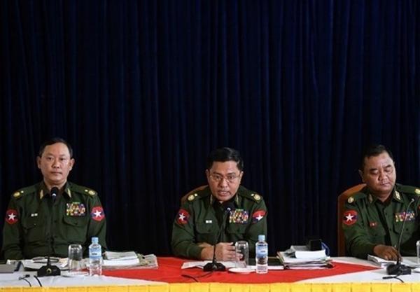 اولین گام مالی ارتش میانمار؛ تصویب پروژه های 2.8 میلیارد دلاری