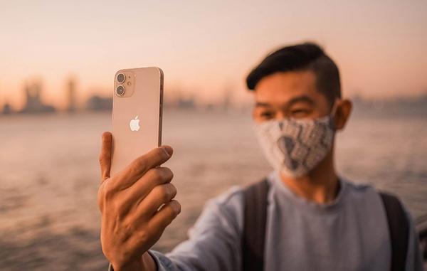 چگونه قفل آیفون را بدون برداشتن ماسک با اپل واچ باز کنیم؟
