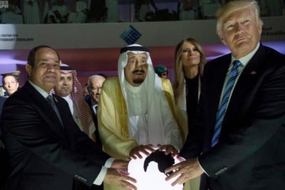جزئیاتی از کوشش ناموفق ترامپ برای تشکیل ناتوی عربی فاش شد