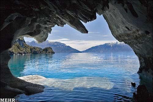 زیباترین غار جهان