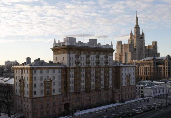 انتقاد مسکو از اقدامات غیردوستانه آمریکا