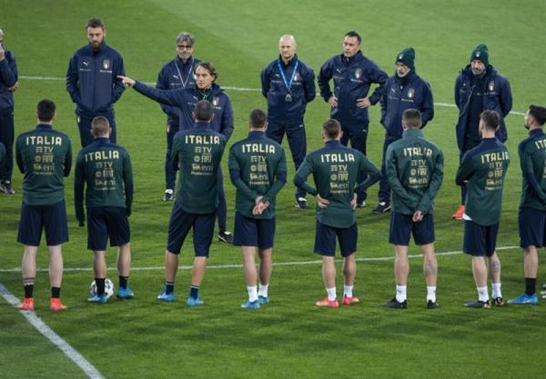 مویزه کین و 4 بازیکن دیگر از لیست تیم ملی ایتالیا خط خوردند