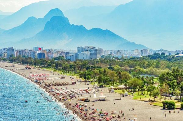 9 مورد از تفریحات آبی هیجان انگیز آنتالیا