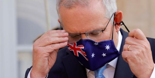 تور استرالیا: درخواست غرامت فرانسه از استرالیا بابت فسخ قرارداد زیردریایی اتمی
